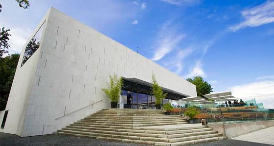 Museo de arte Moderno de salzburgo